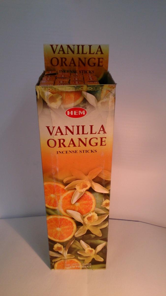 Vanilla orange