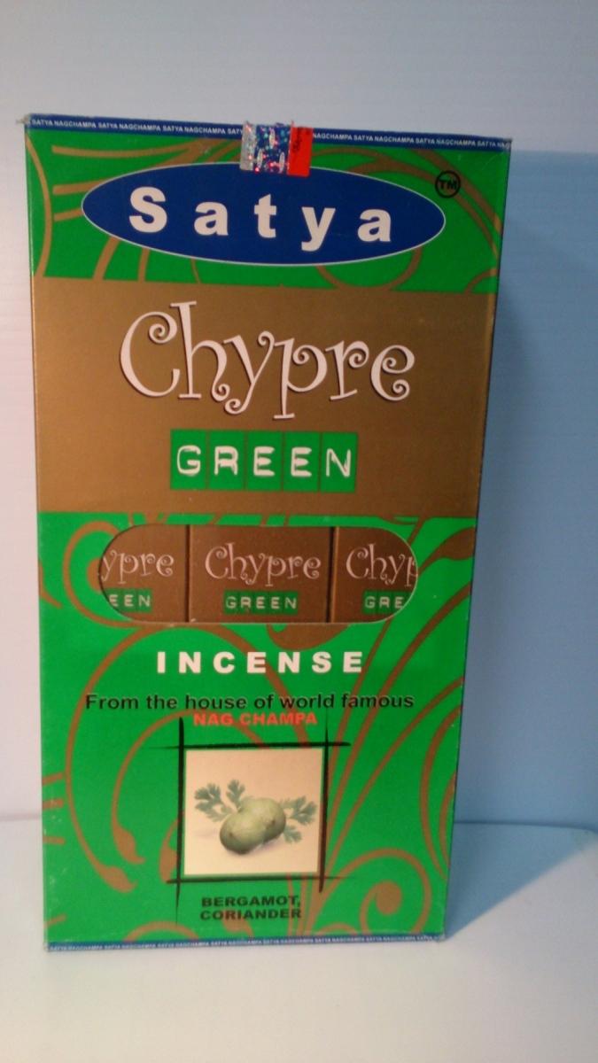 Chypre green