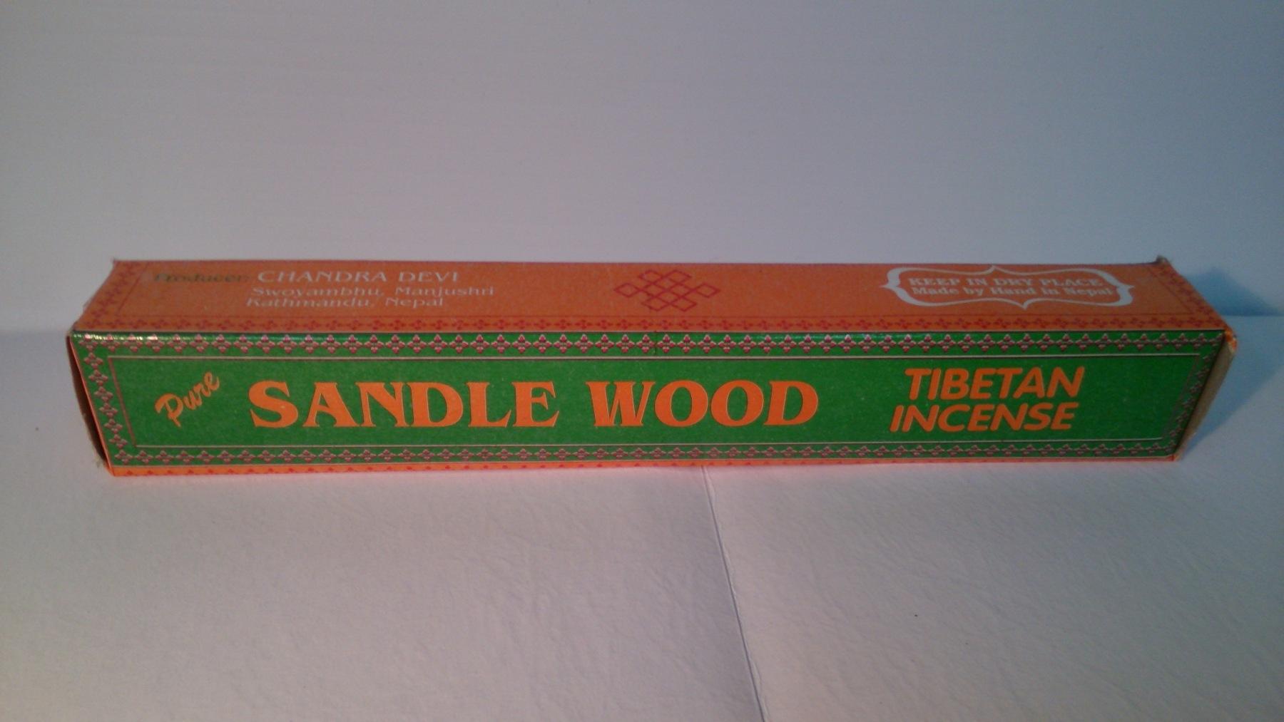 Sandle wood