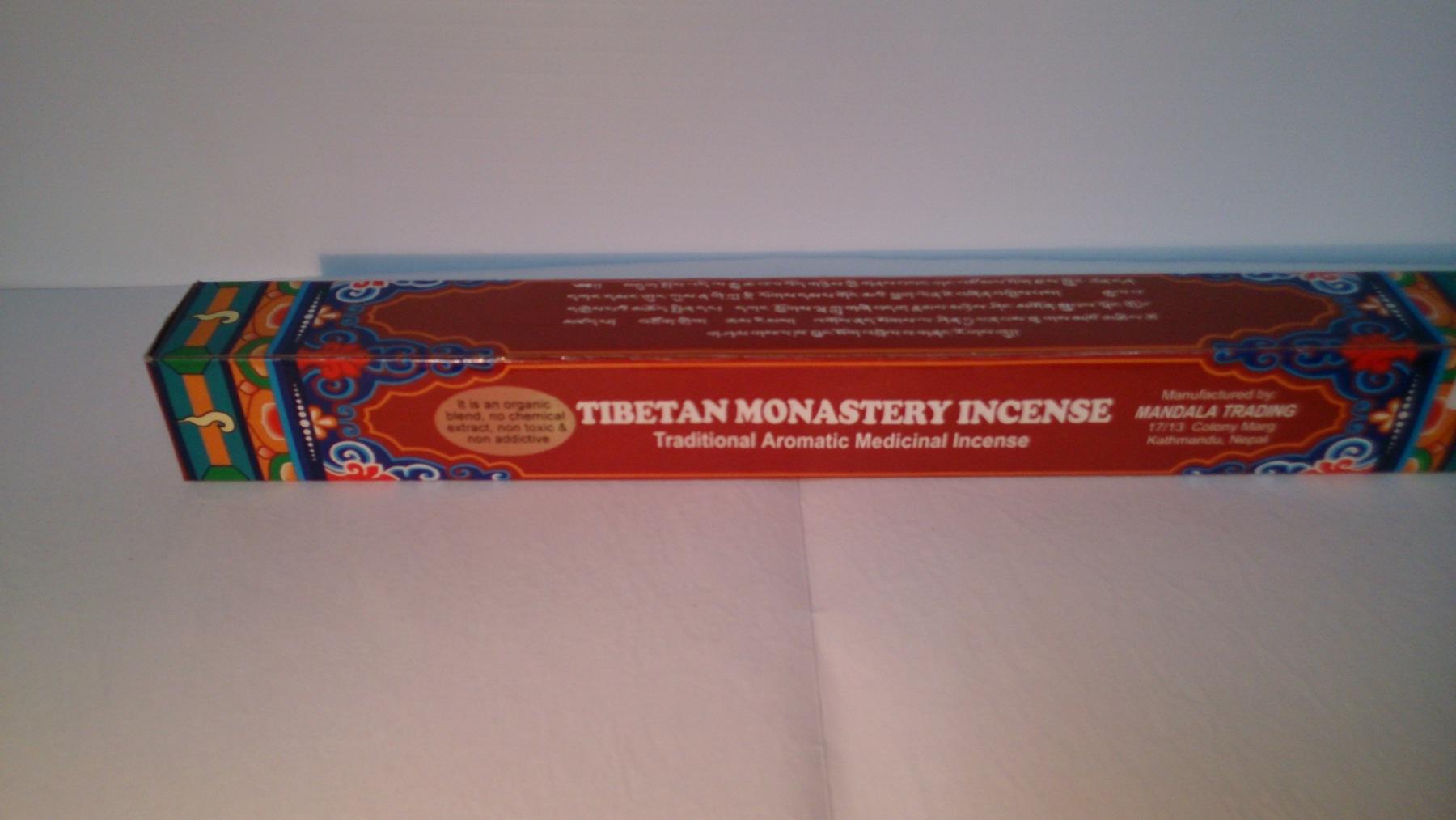 Tibet Monastary incense
