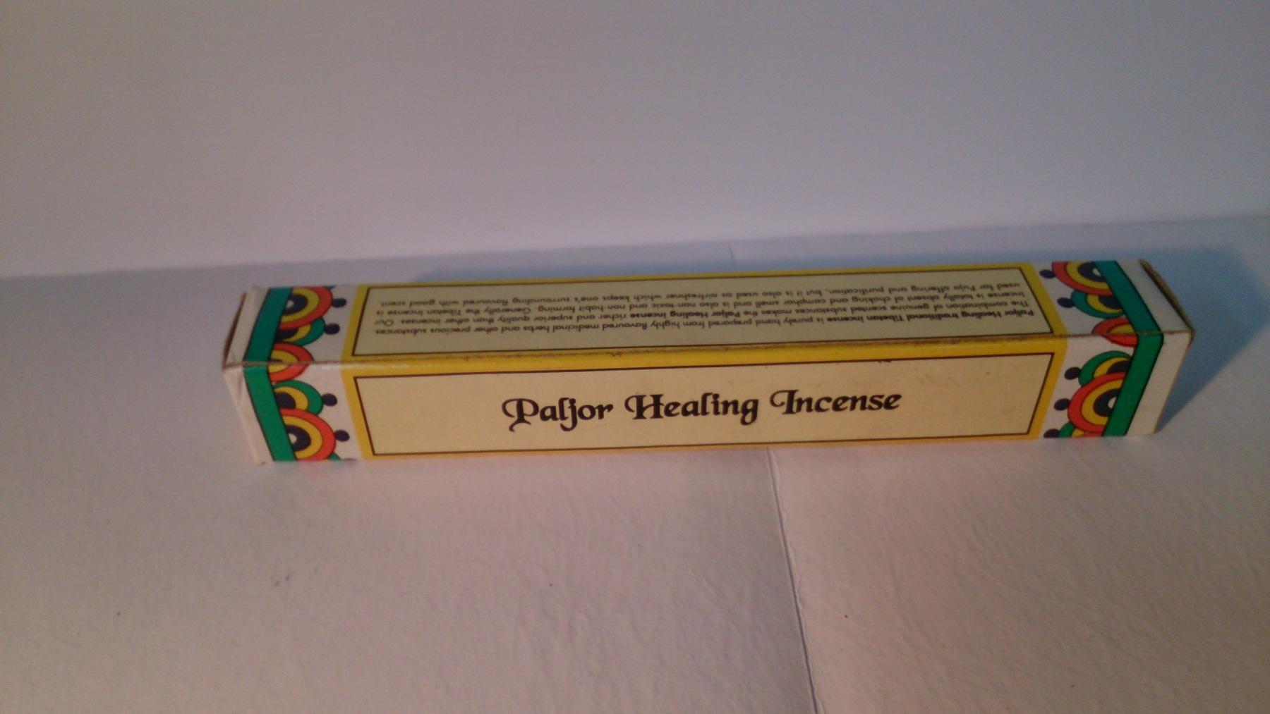 Palor Healing incense