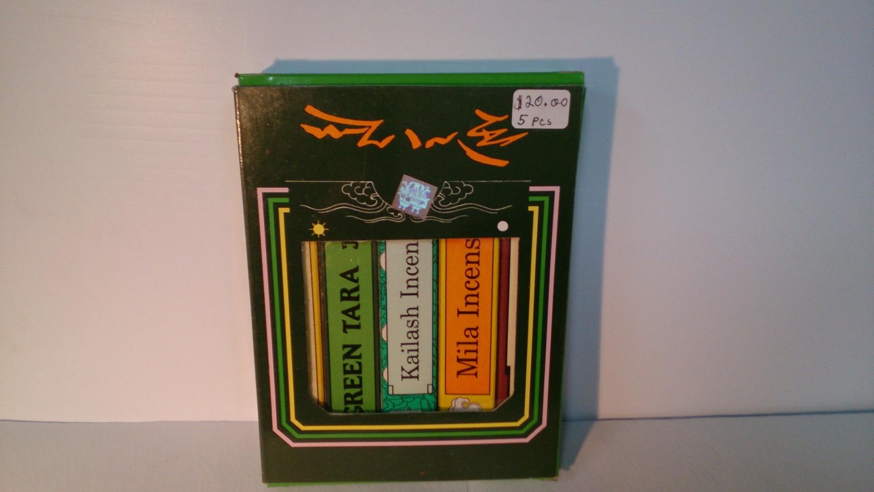 Tibetan 5 pack